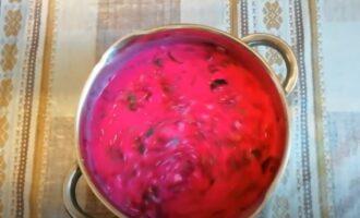 Холодный суп с кефиром