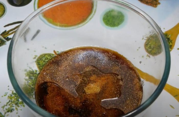 Сладко-кислый соус для курицы