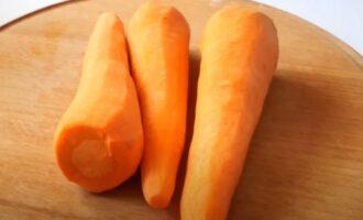 Три моркови