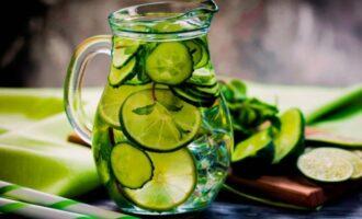 Огуречны лимонад